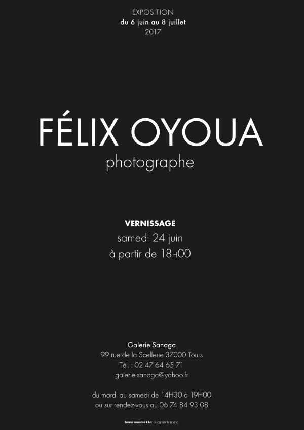exposition,photographie,félix oyoua,galerie sanaga,tours